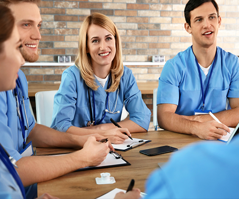 Medical Staffing image box